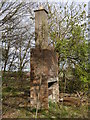 NS4471 : Building Remains Off Drumcross Road - Image #4 by James T M Towill