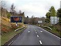 NS3781 : Matrix Sign, A82 by David Dixon