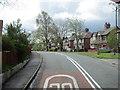 SJ6476 : Marbury Road, Anderton by Ian S