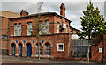 J3375 : Former Friends' Institute, Belfast by Albert Bridge