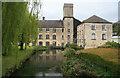 SO8602 : Port Mill, Brimscombe by Chris Allen