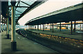 SE5951 : York station: bay platforms by Stephen Craven