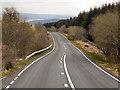 NS3386 : A817, Towards Loch Lomond by David Dixon