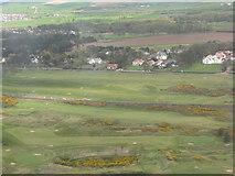 NS3329 : Royal Troon Golf Club by M J Richardson