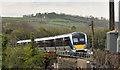J4398 : Train, Magheramorne (2012-2) by Albert Bridge