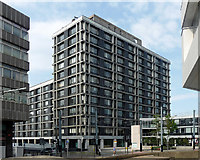 TQ3265 : Commercial Union House, Addiscombe Road by Stephen Richards