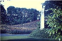 NJ9304 : Gordon Highlanders War Memorial by Colin Smith