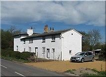 TL3852 : Harlton: Clunch House by John Sutton
