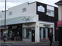 SP2871 : 25-27 Warwick Road, Kenilworth by John Brightley