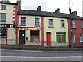 H3616 : A P Bookmakers, Belturbet by Kenneth  Allen