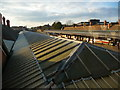 SU4766 : Newbury - Railway Station by Chris Talbot
