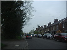 TL6706 : Ongar Road, Writtle by David Howard