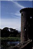 NY0265 : Caerlaverock Castle by Christopher Hilton