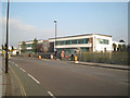 TQ2081 : The Perfume Factory phase 2, Wales Farm Road by Robin Stott