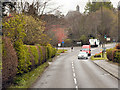 NS5679 : Glasgow Road, Strathblane by David Dixon