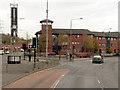 NS5767 : Maryhill Road, Glasgow by David Dixon