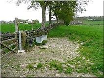 SE0421 : Sowerby Bridge Footpath 138 by Humphrey Bolton