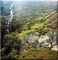 D1821 : Glenariff Waterfall by Gerald England