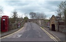 SK2572 : Baslow Old Bridge and Toll House by Jonathan Clitheroe