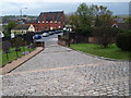 SK5445 : Nottingham - NG6 (Bulwell) by David Hallam-Jones