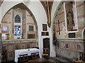 TQ3551 : St Nicholas church: MacLeay chapel by Stephen Craven