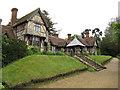 TQ3551 : St Mary's almshouses, Godstone by Stephen Craven