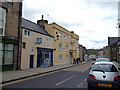 NY7064 : Haltwhistle:  The 'Centre of Britain' by Dr Neil Clifton