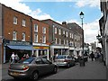 TQ9063 : Sittingbourne High Street by Penny Mayes