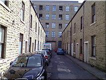 SD8122 : Peter Street, Rawtenstall by Duncan Watts