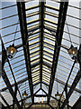 SD9951 : Craven Court Shopping Centre, glass roof by Pauline E