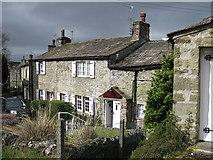 SE0064 : Limestone cottages, Grassington by Pauline E