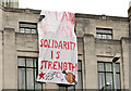 J3374 : Political poster, Belfast (4) by Albert Bridge