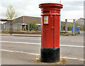 J3274 : Victorian pillar box, Belfast by Albert Bridge