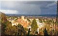SO7745 : Storm approaching Great Malvern by Trevor Rickard