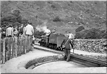 NY1700 : Dalegarth terminus, Ravenglass and Eskdale Light Railway by Nigel Brown
