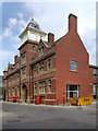 SD8010 : The Old Post Office, Crompton Street by David Dixon