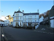 NY3704 : White Lion Hotel, Ambleside by Graham Robson