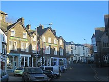 NY3704 : Queens Hotel, Ambleside by Graham Robson