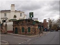 SK5640 : Nottingham - NG7 (The Park) by David Hallam-Jones