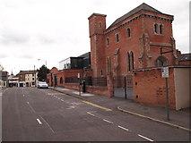 SK5640 : Nottingham - NG1 by David Hallam-Jones