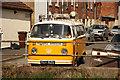 SK9769 : VW Camper Van by Richard Croft
