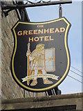 NY6565 : The Greenhead Hotel, Greenhead by Ian S