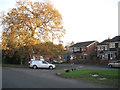 SP1267 : Cul-de-sac off Church Hill by Robin Stott