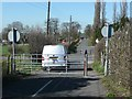 SE1921 : Slipper Lane road closure by Humphrey Bolton
