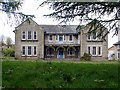 NZ1062 : Disused building of Prudhoe Hospital by Andrew Curtis