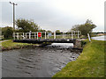 SD4616 : Town Meadow Swingbridge, Leeds and Liverpool Canal by David Dixon