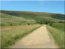 SK0698 : Longdendale Trail by John Topping