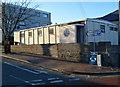 SH2482 : Girl Guide hall, Holyhead by Jaggery