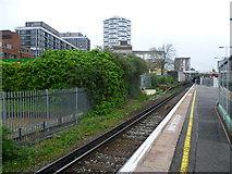 TQ3265 : East Croydon station by Marathon