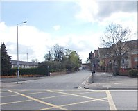 SK5319 : Southfield Road - Leicester Road by Betty Longbottom